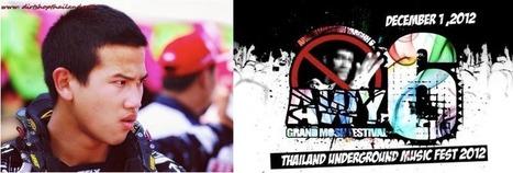 "Meet & Greet ""Ben Ten"" on ThaiMXGP Stage at Arghh Warghh Yarghh Grand mosh festival 2012 - JJ Green, Bangkok | FMSCT-Live.com | Scoop.it"