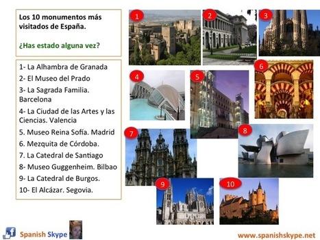 Top ten Spanish monuments - SpanishSkype | ELE: materiales y herramientas | Scoop.it