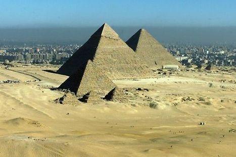 Un leader djihadiste appelle à la destruction des pyramides | Monde antique | Scoop.it