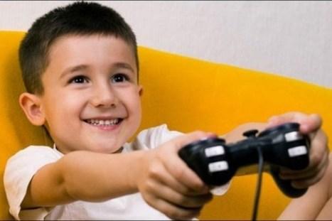 Study Finds Games Benefit Child Development In Moderation | Child Development | Scoop.it