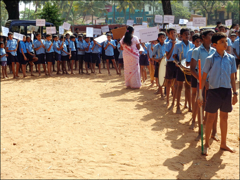 Kundapur: National Library Week Celebrated in Koteshwar Government Primary ... - Daijiworld.com | Professional development of Librarians | Scoop.it