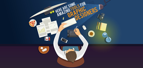 Here are Some Amazing Tools for Graphic Designers - PitchWorx | Presentation Design Services and Character Animation Video | Scoop.it