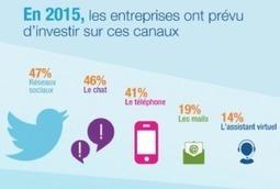 En 2015, la moitié des entreprises vont investir dans les réseaux sociaux ! | iNBOUND MARKETING | Scoop.it