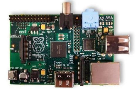 Raspberry Pi production moves to the UK – Computer Chips ... | Raspberry Pi | Scoop.it