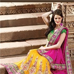 Buy Indian Ethnic Sarees Online at Ashika.com | Indian Women Clothing | Scoop.it