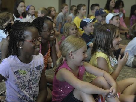 Brentwood library plans summer reading fun for children   Tennessee Libraries   Scoop.it