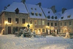 Visit the Quebec Winter Carnival in February | fxcompared's Money ... | Local Montreal Scene | Scoop.it