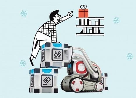 Nossa Lista de Desejos para o Natal: Anki Cozmo - MIT Technology Review | Heron | Scoop.it