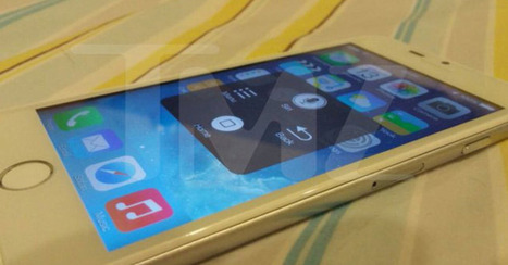 TMZ Has Photos of an 'iPhone 6' (Because Why Wouldn't They?) | Apple Addict - Pro Mac | Scoop.it