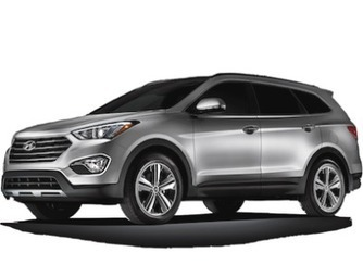Family-Sized Hyundai Santa Fe: A Squabble-Free Back Seat - She Buys Cars | HUB Hyundai Houston | Scoop.it