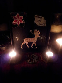 Help! I can't stop crafting: Christmas Craft: 3D Reindeer out of Upcycled Objects   Christmas Craft   Scoop.it