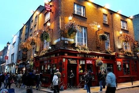Temple Bar Dublin   Viajes   Scoop.it