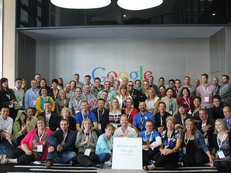 Google Teacher Academy | E-Learning and Online Teaching | Scoop.it