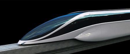 Le superbe « EOL Maglev Train Concept »le train magnétique du ... | Train | Scoop.it
