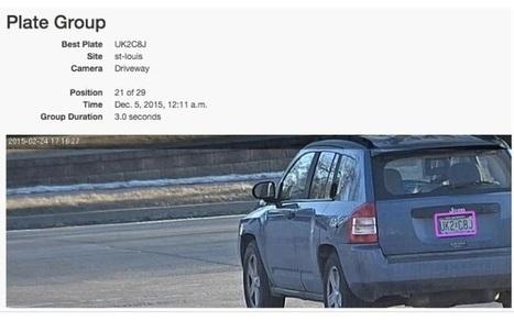 OpenALPR facilita o reconhecimento automático de matrículas | Aberto até de Madrugada | The World of Open | Scoop.it