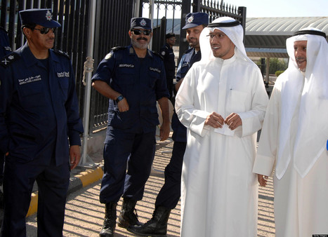 Twitter vs. the Emir: Tweeting in Kuwait Becoming a Dangerous Pastime | SM | Scoop.it