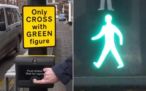 Traffic lights fail to give elderly enough time to cross road | UK Highways | Scoop.it