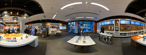 Tech Companies Press for a Better Retail Experience | Retail Environment | Scoop.it