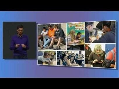 Google apuesta por las tabletas en el aula | Blog de iDEA, la Educación Digital del siglo XXI | Scoop.it
