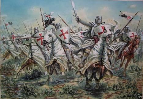 Curiosidades de la Historia: Cruzadas menores: quinta, sexta, séptima y octava cruzada   Las Cruzadas   Scoop.it