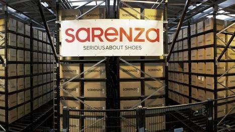 Le leader de la vente de chaussures en ligne Sarenza change de pointure   Immobilier logistique ou innovant   Scoop.it