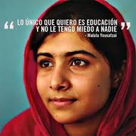 WebQuest sobre Malala Yousafzai y la paz | rincóndeaula | Scoop.it