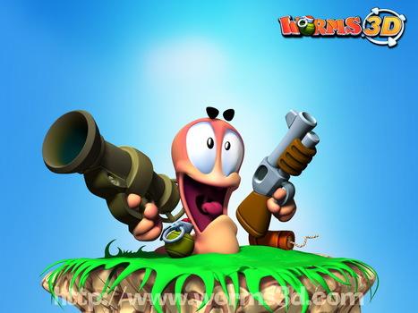 worm online game