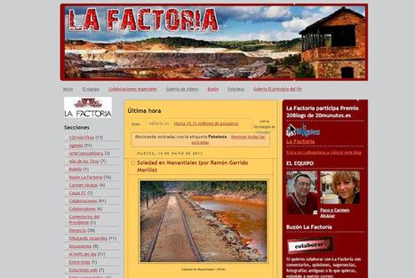 Patrimonio Industrial Arquitectónico: Blog La Factoria   Patrimonio Industrial Asturias   Scoop.it