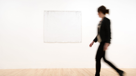 Curating The Impossible: 65 Years Of Invisible Art | Art Resources | Scoop.it