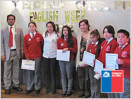 La Red de Docentes de Inglés Ercilla-Collipulli English Rural Net celebró su English Week | Unconference EdcampSantiago | Scoop.it