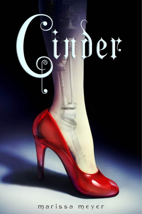 Book Dreaming: Cinder by Marissa Meyer   There's A Book   Children's Literature   Scoop.it