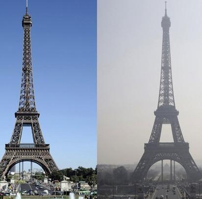 Paris Is Not Beijing But The Pollution Is As Bad | Zero Hedge | Paris France News | Scoop.it