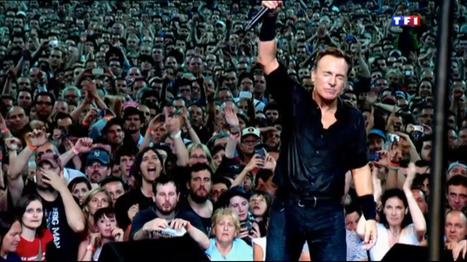 Le Boss Springsteen est de retour - Le journal de 20 h - TF1 | Bruce Springsteen | Scoop.it