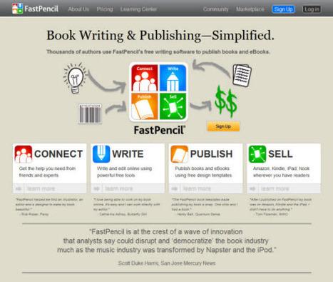 Publishing A Book: 7 Cost-Effective Self-Publishing Services | Aplicaciones y Herramientas . Software de Diseño | Scoop.it