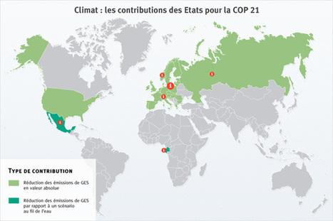 Climat : les contributions des Etats pour la COP 21 | Mediapeps | Scoop.it