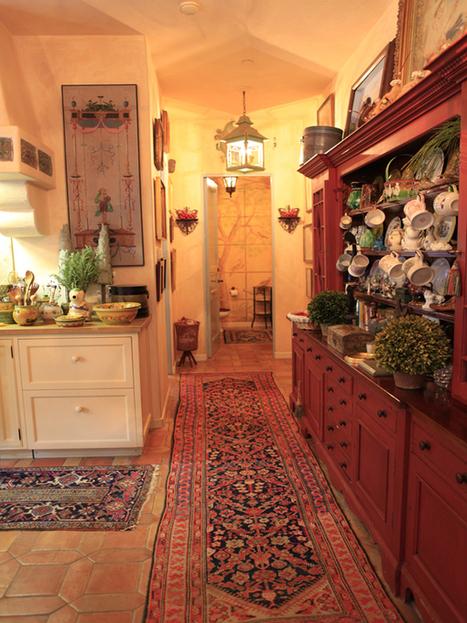 A Designer's Provancal Farmhouse in Santa Barbara | Home Decor and Lifestyle | Scoop.it