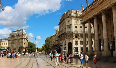 Bordeaux among 15 most Romantic Destinations in Europe for new wedded couples | Bordeaux Tourisme | Scoop.it
