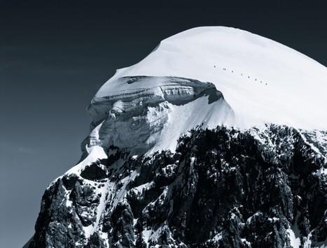 People in The Alps Photography | Léa Benatar | Scoop.it