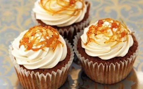 Toffee apple cupcakes | Cool Cupcake Recipes! | Scoop.it