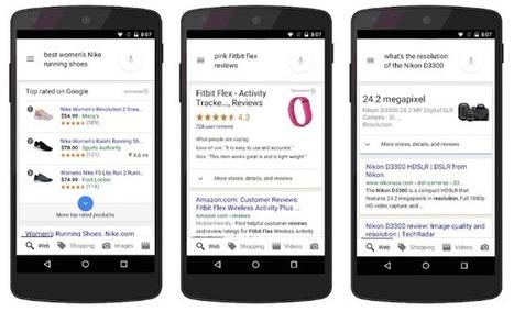 Sur Google, les smartphones dépassent les PC | Nouvelles narrations | Scoop.it