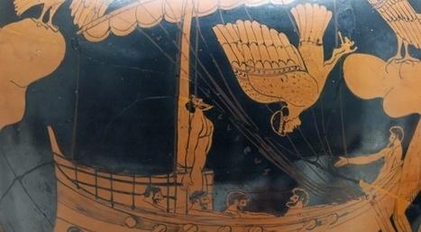 Si Ulysse et les autres personnages de l'Odyssée avaient été sur Facebook ou Twitter | Curiosités | Scoop.it
