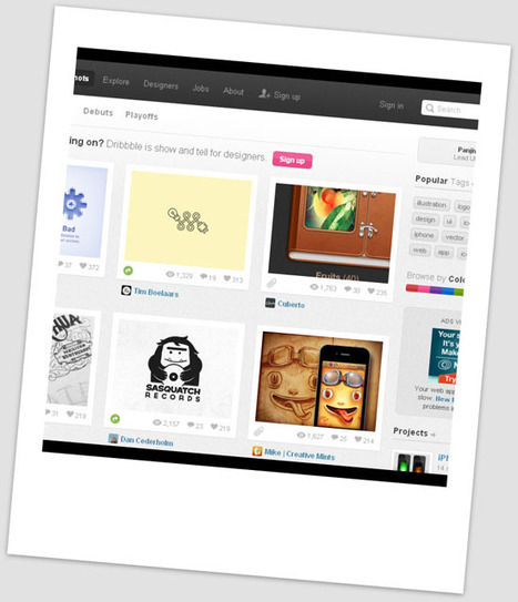 20 Best Websites To Download Free psd Files | Kitaro10 | teaching with technology | Scoop.it