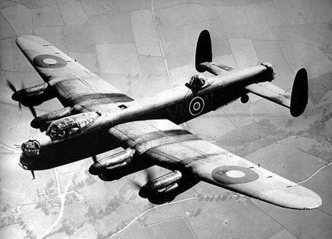 Avro Lancaster: Top Ten Bombers: Military Channel | star wars world war 2 | Scoop.it