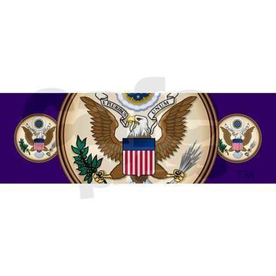 Presidents Seal License Plate Frame on CafePress.com | Web Trek OT | Scoop.it