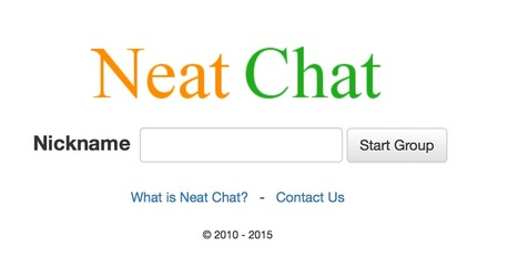 Create an instant chatroom | Art and English language tips | Scoop.it