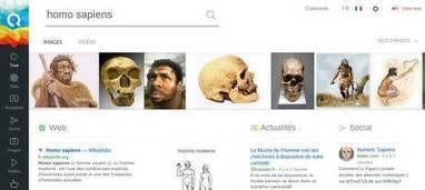 Le moteur de recherche Qwant s'offre une grande mise à jour | Seniors | Scoop.it
