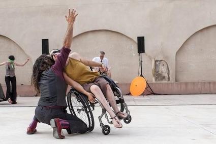 Tweet from @danzatrayectos | Danza Integrada | Scoop.it