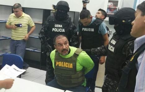Fugitive governor extradited to Peru from Ecuador | Global Corruption | Scoop.it