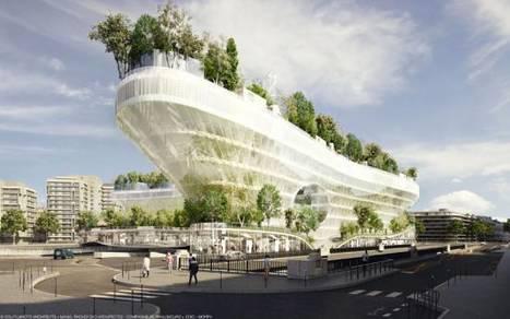 La densité par la nature, ou l'arbre qui cache la forêt - Cyberarchi   Paris durable   Scoop.it