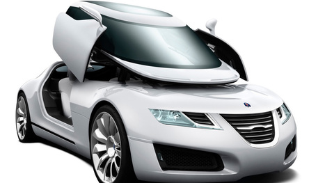 The last two official SAAB concept cars were beautiful | Automotive and Transportation Design | Scoop.it